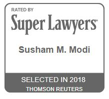 Selected Super lawyers 2018